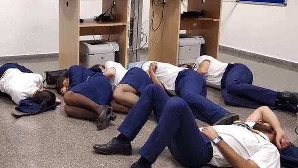 Робітники компанії