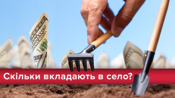 Село и деньги
