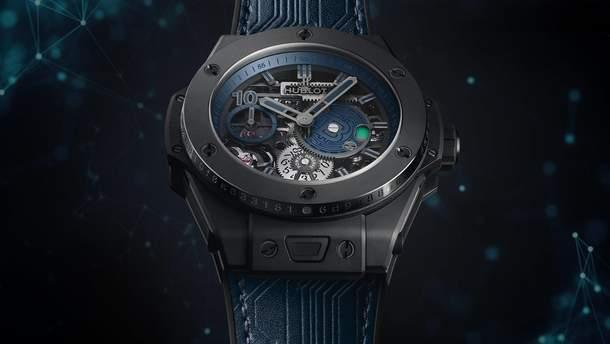 Преміум-годинник Meca-10 P2P