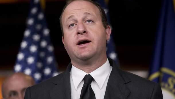 Вибори у США: Джеред Поліс обраний губернатором від Колорадо
