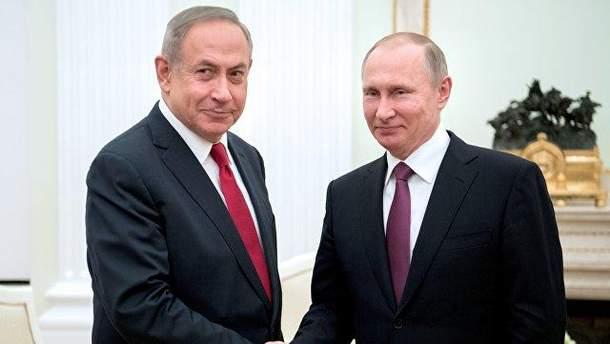 Премьер Израиля может отменить визит в Париж, если не произойдет их встреча с Путиным