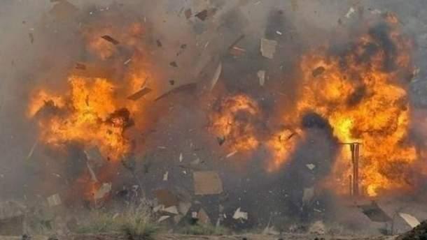 В Китае прогремел взрыв на заводе