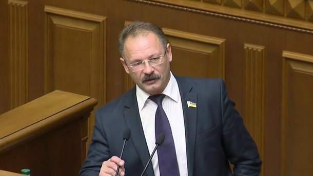 """Народний депутат від """"Блоку Петра Порошенка"""" Олег Барна"""