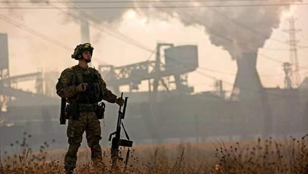 Війна на Донбасі забрала багато молодих хлопців