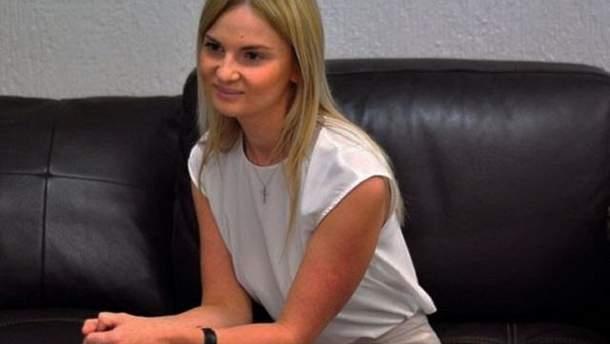 Виктория Березкина