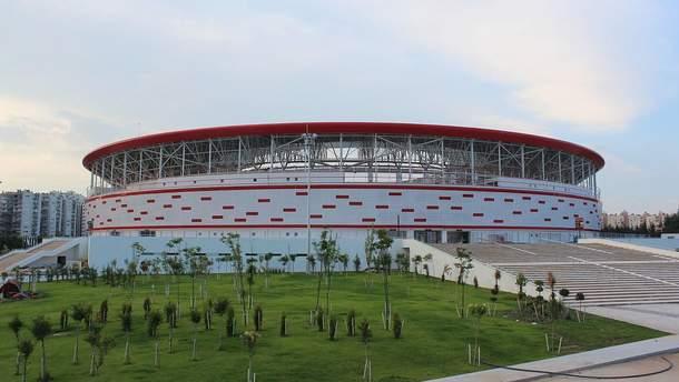 Стадіон в Анталії