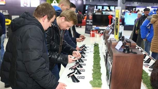Скільки українці витрачають на купівлю ґаджетів у розтермінування