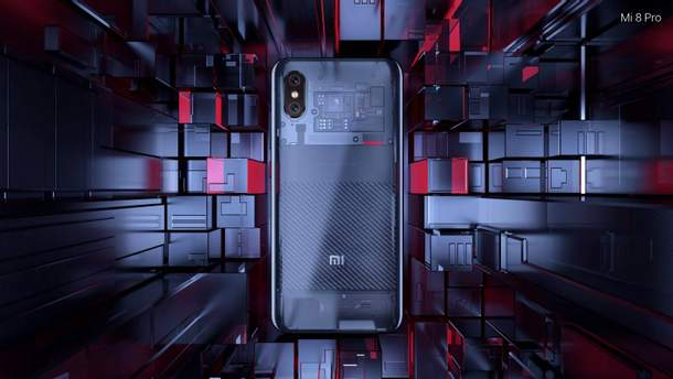 Xiaomi Mi 8 Pro офіційно представили у Лондоні: незабаром смартфон з'явиться і в Україні