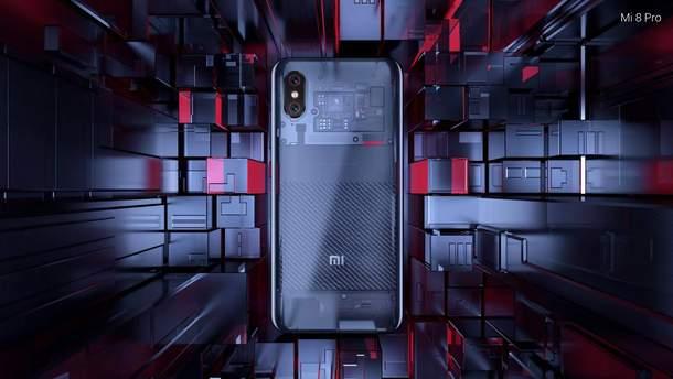 Xiaomi Mi 8 Pro официально представили в Лондоне: скоро смартфон появится и в Украине