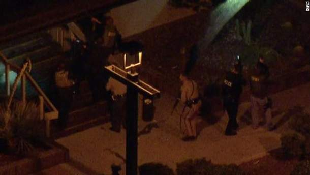 В полиции назвали калифорнийского стрелка: это 28-летний Ян Дэвид Лонг