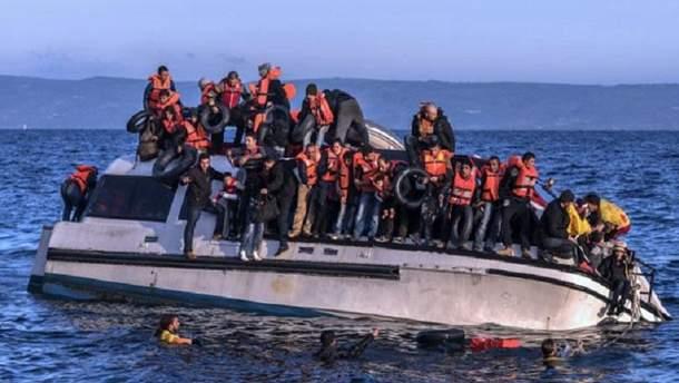 Наряду с побережьем Испании спасены более 300 мигрантов