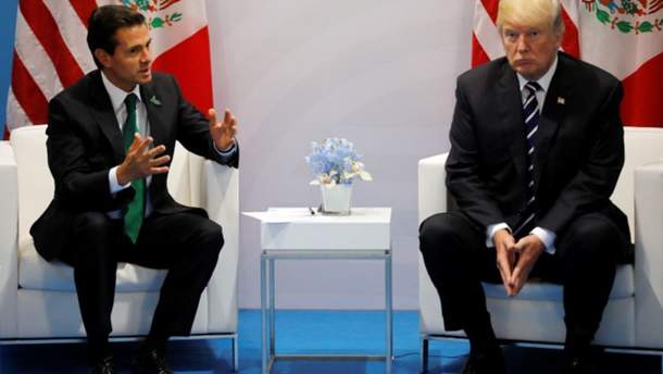 Названо дату та місце підписання нової торговельної угоди між США, Канадою та Мексикою