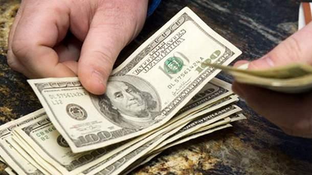 Готівковий курс валют 9 листопада в Україні