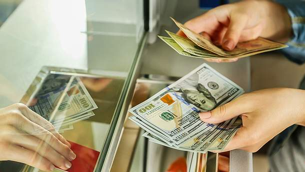 Доллар вУкраинском государстве  дорожает после резкого падения