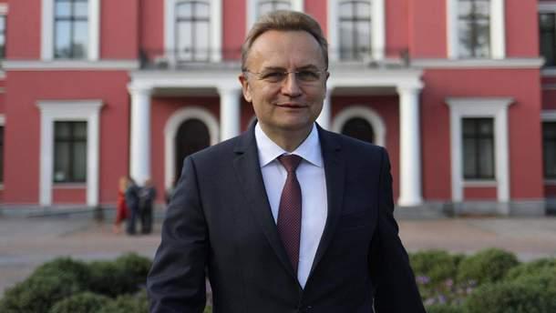 Садовый требует отставки Луценко