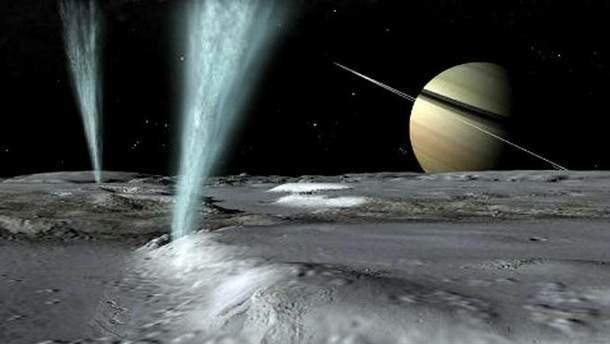 Російський мільярдер готує політ на супутник Сатурна Енцелад