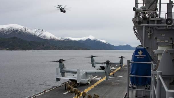 Росію підозрюють у втручанні в роботу GPS під час навчань НАТО