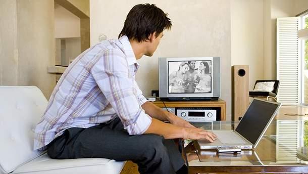 В Британии до сих пор смотрят черно-белое телевидение