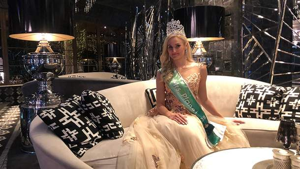 Mrs. Planet 2018: переможниця конкурсу краси Анна Горбань