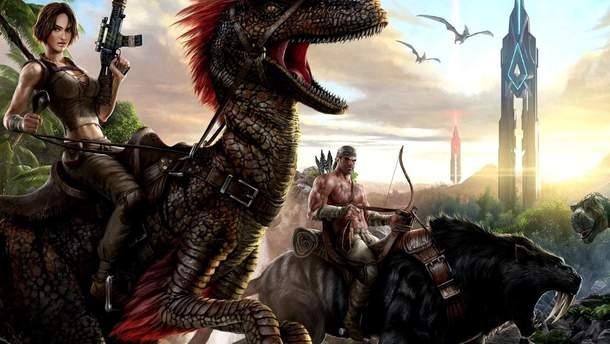 Игра ARK: Survival Evolved стала бесплатной