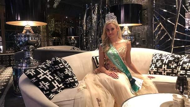 Mrs. Planet 2018: победительница конкурса красоты Анна Горбань