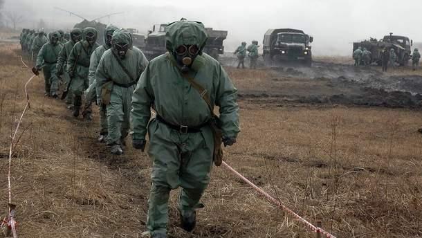 У Росії відреагували на звинувачення з боку США щодо хімічної зброї