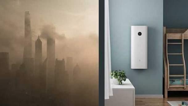Очищувач повітря Xiaomi  Mi Air Purifier