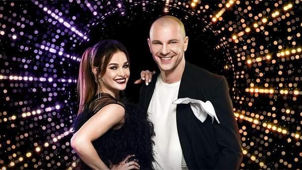 Танцы со звездами 2018: Павел Вишняков и Юлия Сахневич
