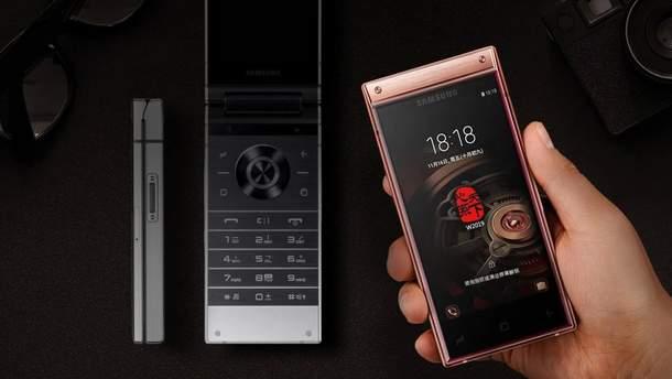 """""""Жабка"""" Samsung W2019: что ожидать от новинки"""