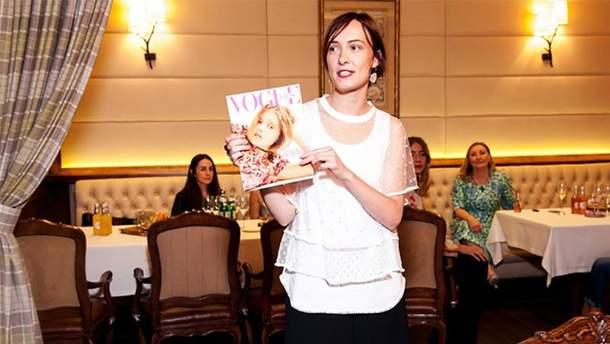 Ольга Сушко уволилась из журнала Vogue Украина