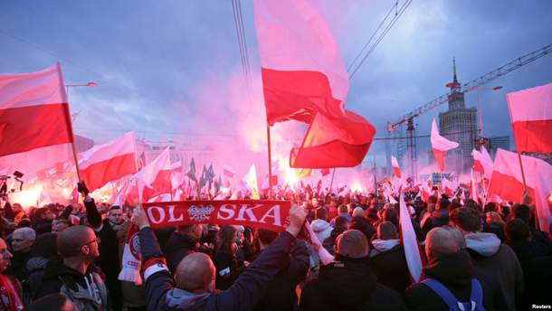 У день 100-річчя незалежності Польщі радикали готують провокації