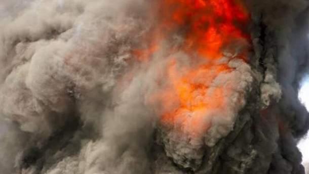 У Донецьку стався вибух
