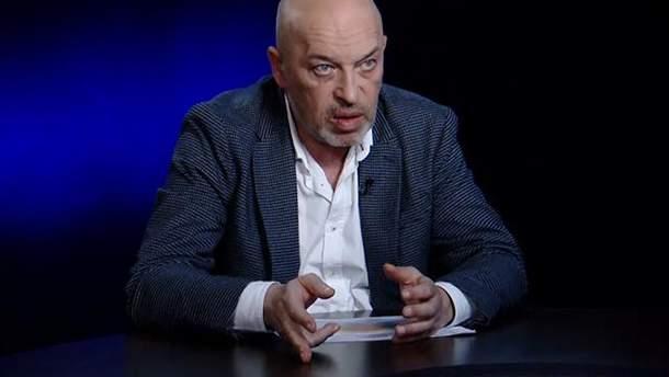 """Тука назвав мету Росії щодо проведення """"виборів"""" бойовиків на Донбасі"""