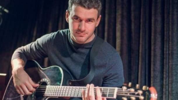 Український співак Арсен Мірзоян