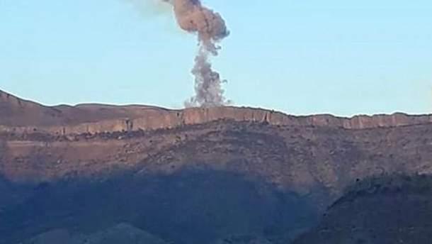 У Туреччині стався потужний вибух на військовій базі:  25 осіб поранено