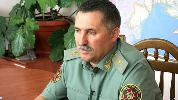 Александр Кривенко уволен с должности первого заместителя командующего НГУ
