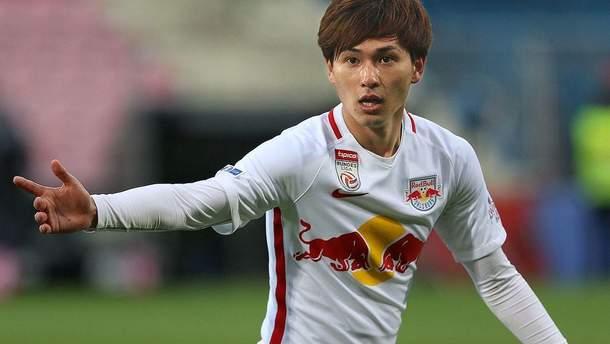 Такуми Минамино – футболист недели в Лиге Европы