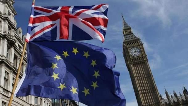 """Якщо Британія вийде з ЄС без угоди: який план """"Б"""" підготувала країна"""