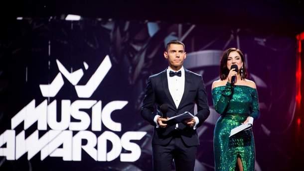 """PRO-PARTY """"M1 Music Awards. 4 Seasons"""": список номінантів"""