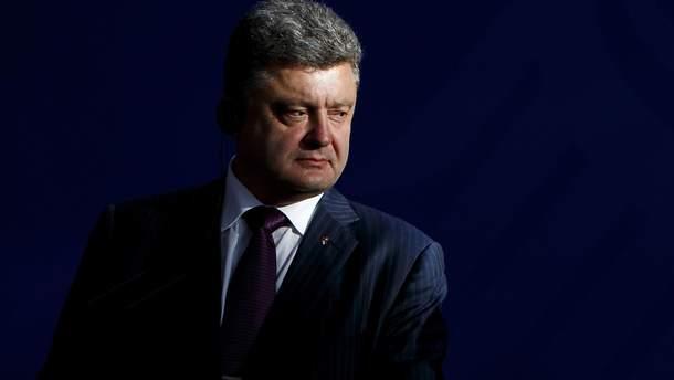 """Порошенко ждет реакции на """"выборы"""" в ОРДЛО от G7, ЕС и США"""