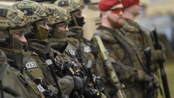 Поліція Німеччини розкрила змову військових проти політиків, – ЗМІ
