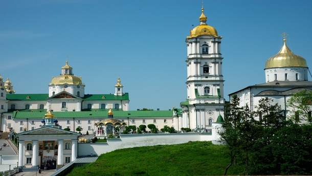 В Почаевской лавре 18-летний парень совершил самоубийство