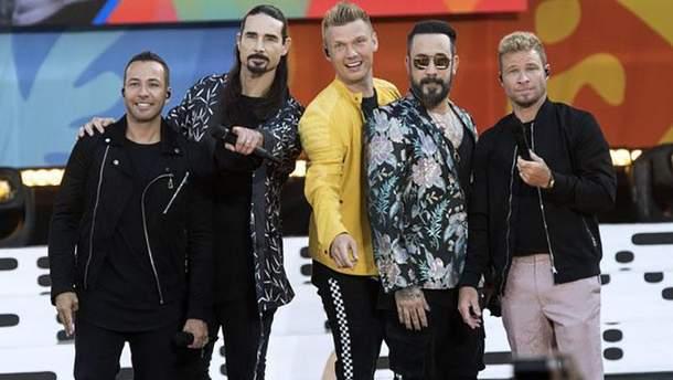 """Backstreet Boys выпустили новый клип """"Chances"""": слушать, текст песни"""