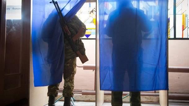 Появились первые результаты псевдовыборов на оккупированном Донбассе