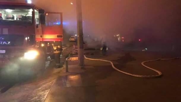 У Миколаєві під час служби спалахнула церква