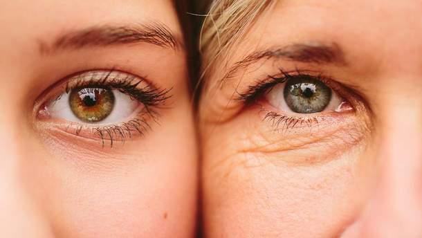 Вчені пояснили процес старіння шкіри