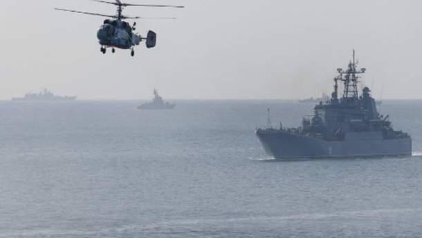 США могут помочь Украине уменьшить давление России в Азовском море