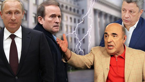 Злиття колишніх регіоналів: хто буде єдиним кандидатом Кремля