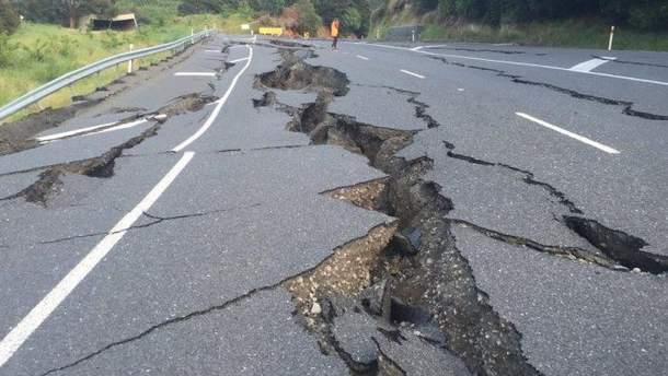 На Закарпатье может произойти мощное землетрясение