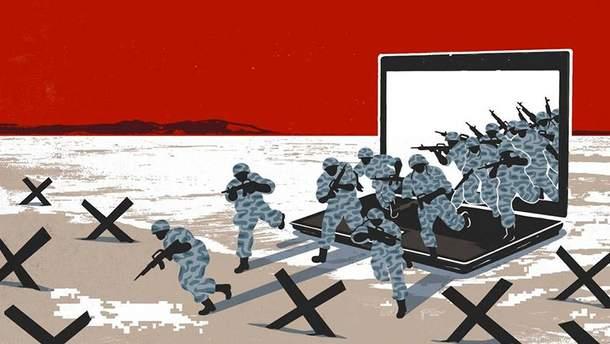 Украина на самом деле выиграла информационную войну